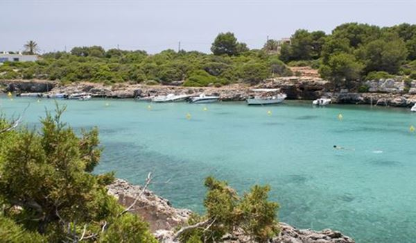 Menorca Cala Santandria