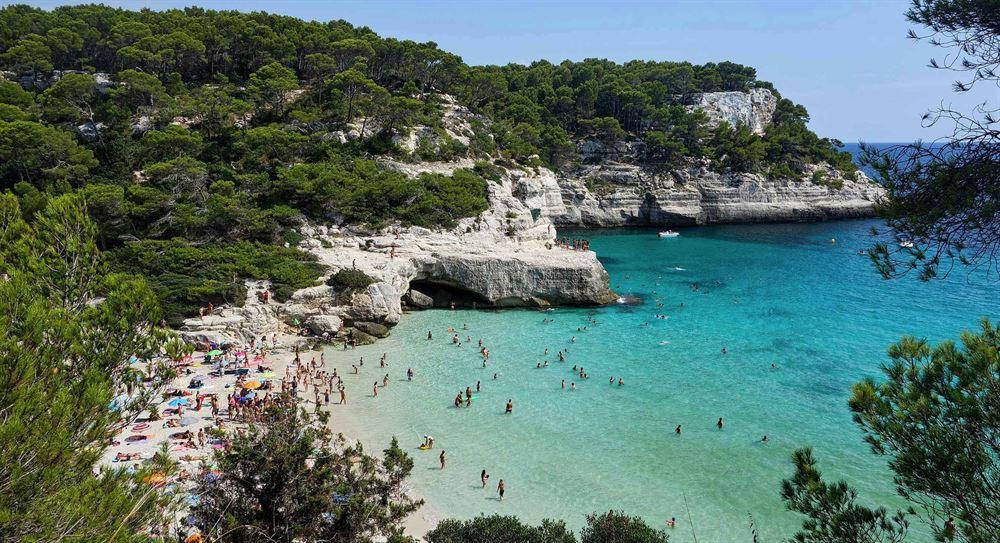 Cala Tirant en Menorca