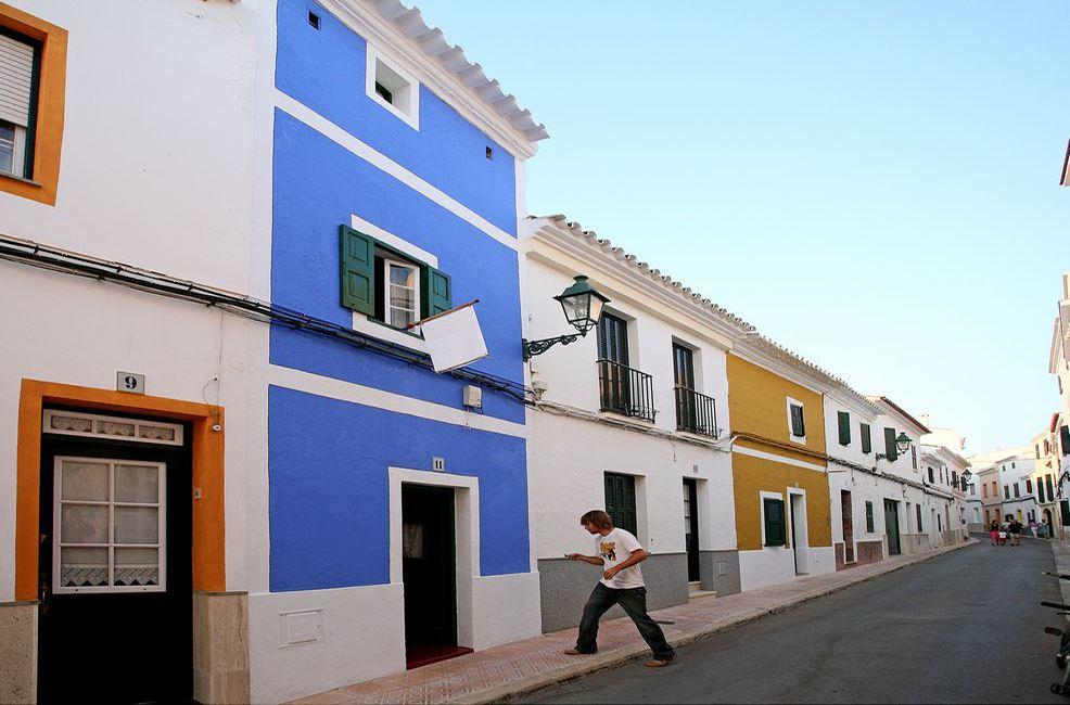 Es Migjorn Gran en Menorca