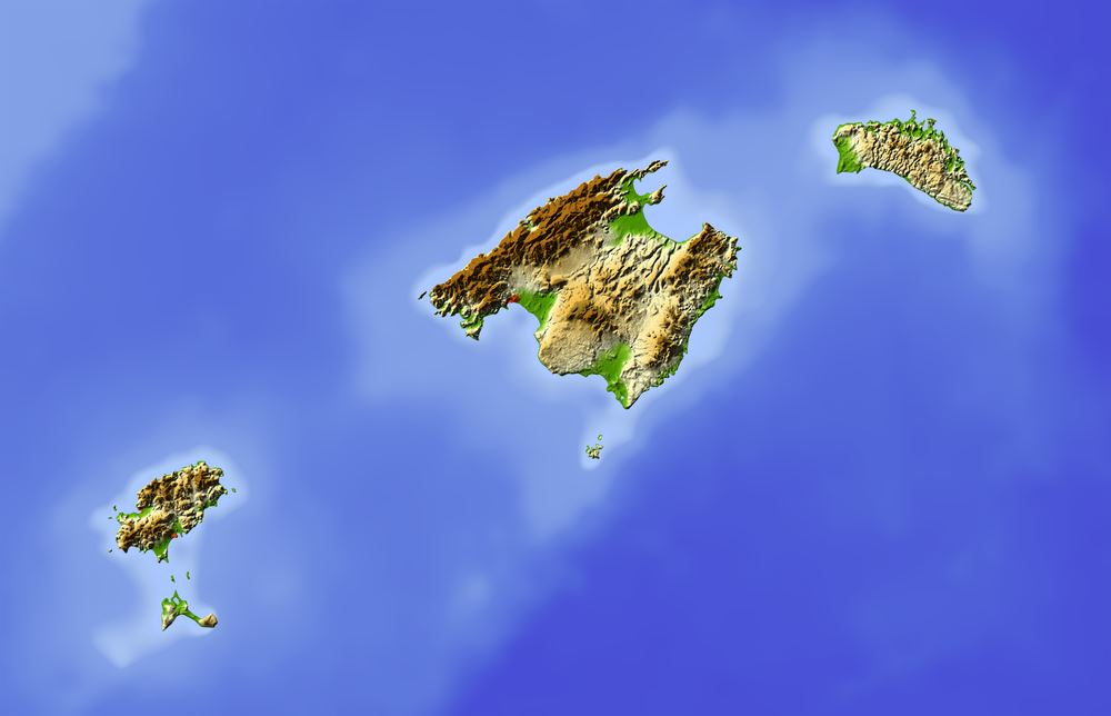 Geografía de Menorca