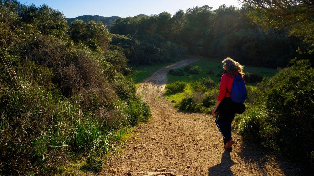 Senderismo por el Cami de Cavalls de Menorca