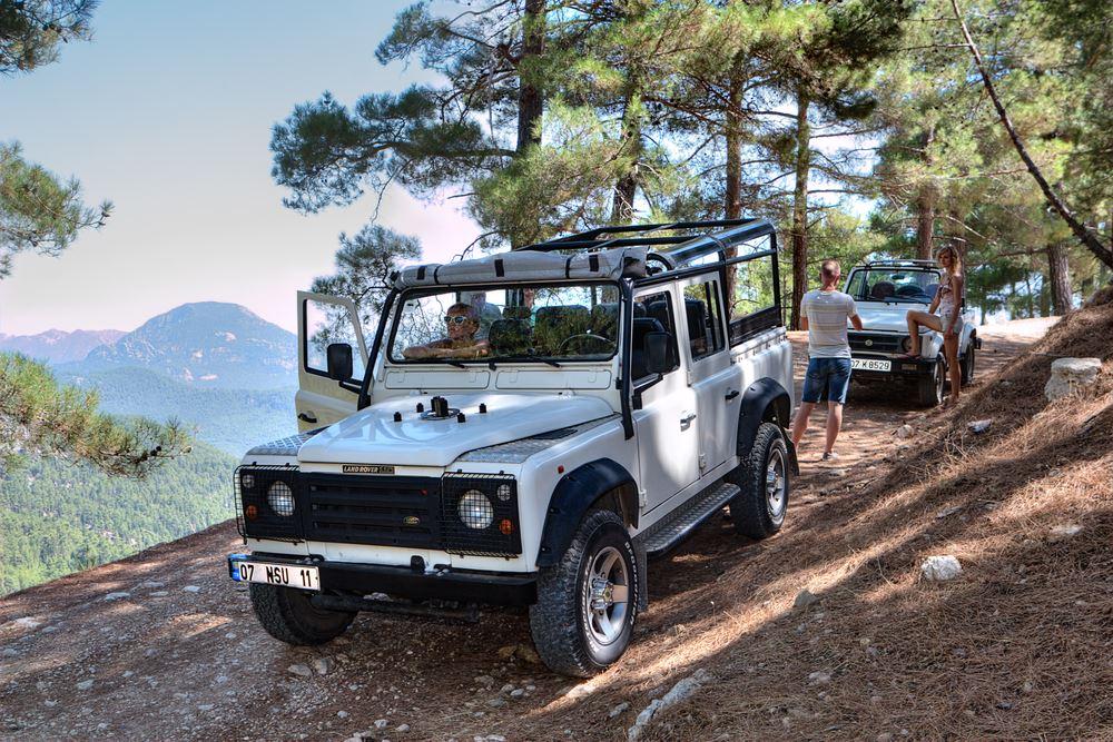 Jeep Safari en Menorca