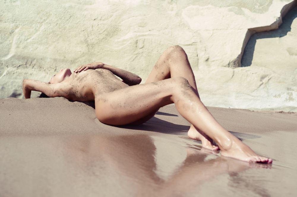 Playa Nudista Menorca 1