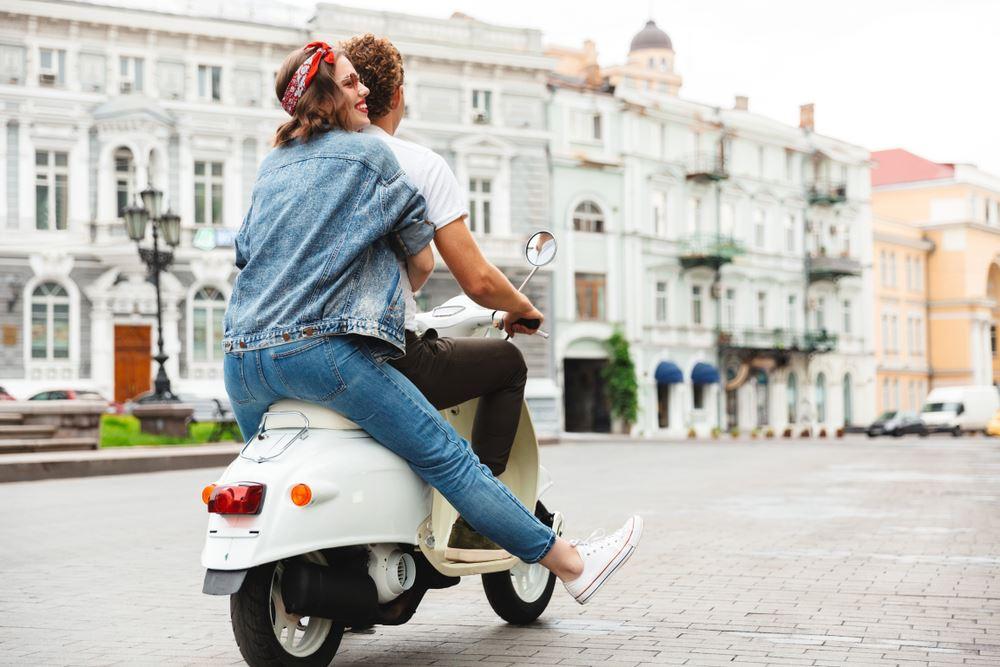 Alquiler de scooters en Menorca