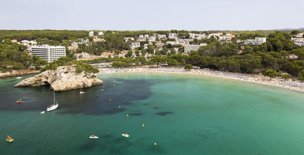 Playas de Cala Galdana