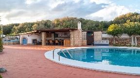 Una de las villas urbanas más populares de Menorca en venta cerca de Ciutadella