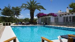 Reconstruir casa en Ciutadella en venta con 3 hectáreas de terreno