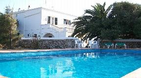 Lujosa casa en Ciutadella en venta con una superficie habitable de 450m2