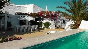 Chalet en Menorca de estilo histórico con encanto único en Alaior