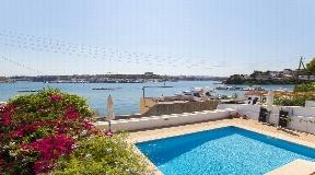 Maravillosa villa con vistas al Puerto de Mahón y unas vistas increíbles