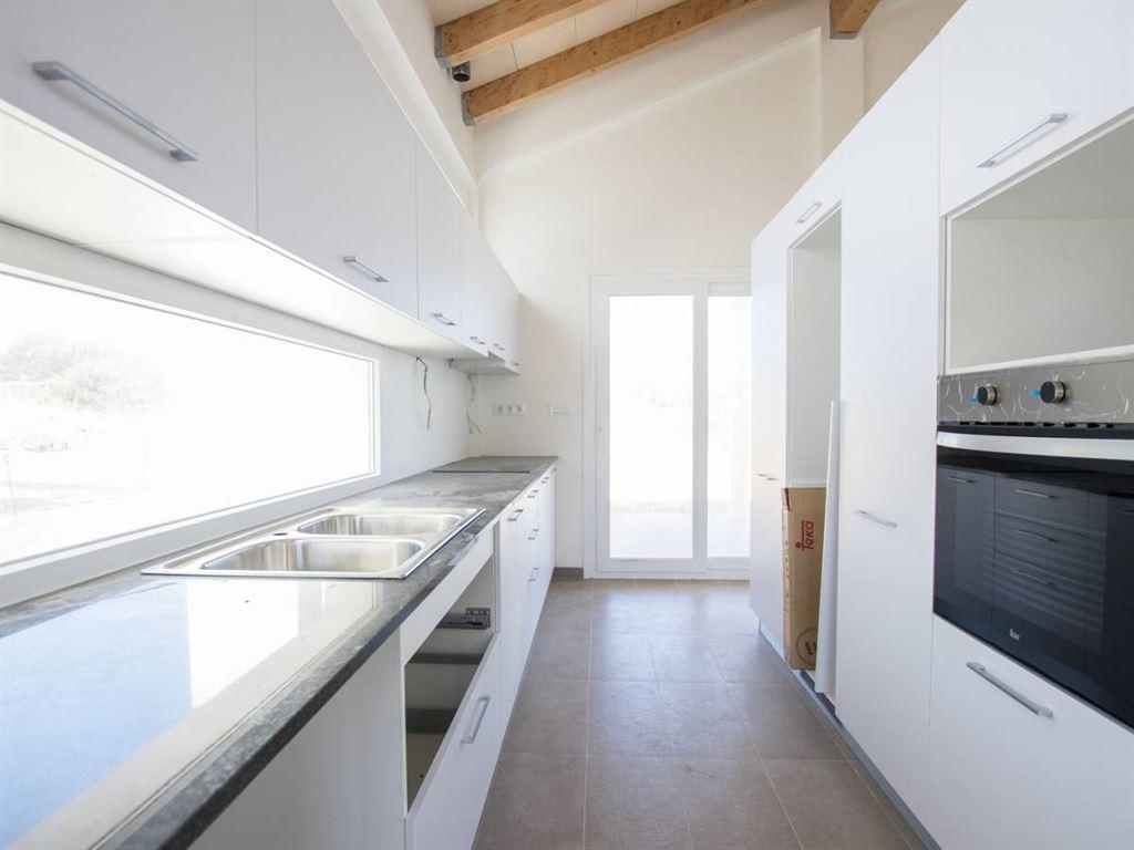 Fantástica villa en Menorca con una bonita vista panorámica al mar