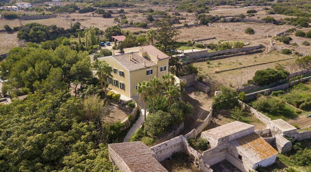 Increíble finca en el centro de Es Castell, Menorca