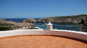 Maravilloso chalet en Cala Morell en venta con vistas espectaculares