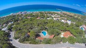 Asombroso chalet en venta en el sur de Menorca con verdor natural