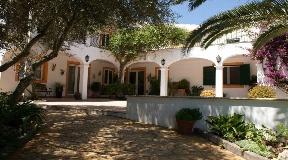 Casa de campo idílica en Ferrerias con una belleza ecológica