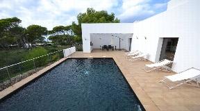 Asombrosa villa moderna en Ciutadella con fabuloso jardín