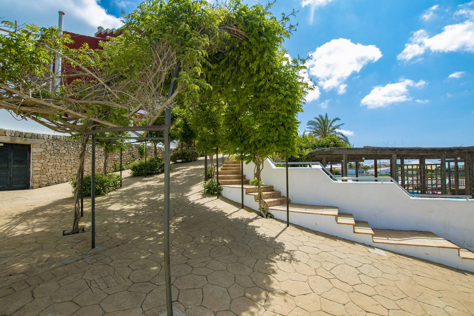 Hotel en venta en una antigua finca en Es Castell en Menorca