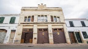 Edificio histórico apto para hotel en el centro de la ciudad de Alaior