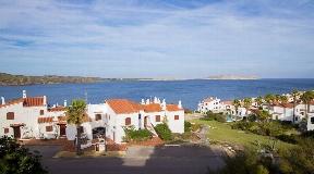 Chalet independiente con maravillosas vistas al mar en Menorca en Fornells