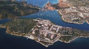 Península de Menorca en venta