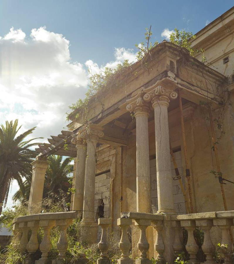 PROPIEDAD DE INVERSIÓN - Proyecto único para la realización de una residencia privada en Menorca