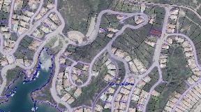 Terreno en la urbanización Cala Llonga en venta en Menorca