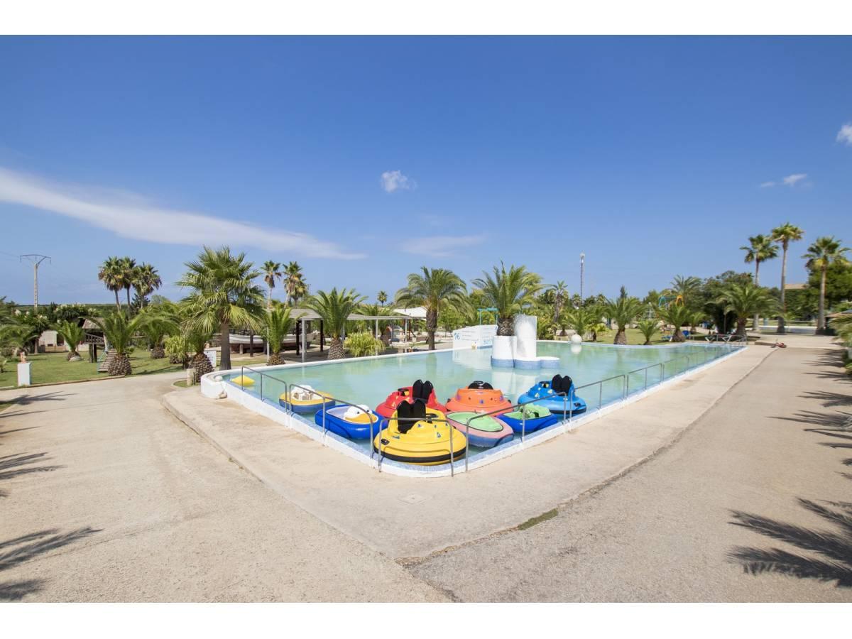 Parque de aventura de 11.855 m2 en una superficie de 87.925 m2 en Menorca en venta