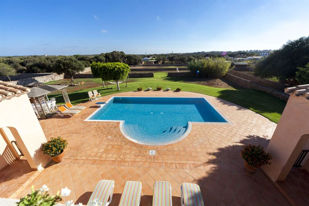 Finca única con piscina y licencia de alquiler de vacaciones en San Luis en venta