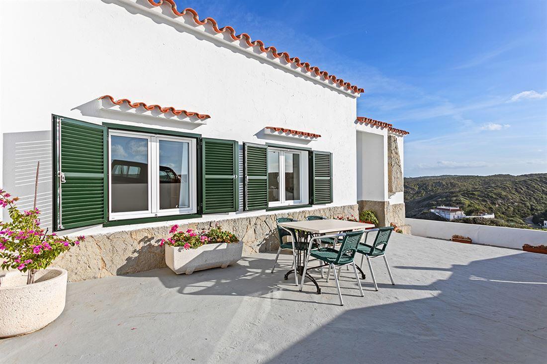 Villa con una ubicación excepcional en venta en Es Murtar