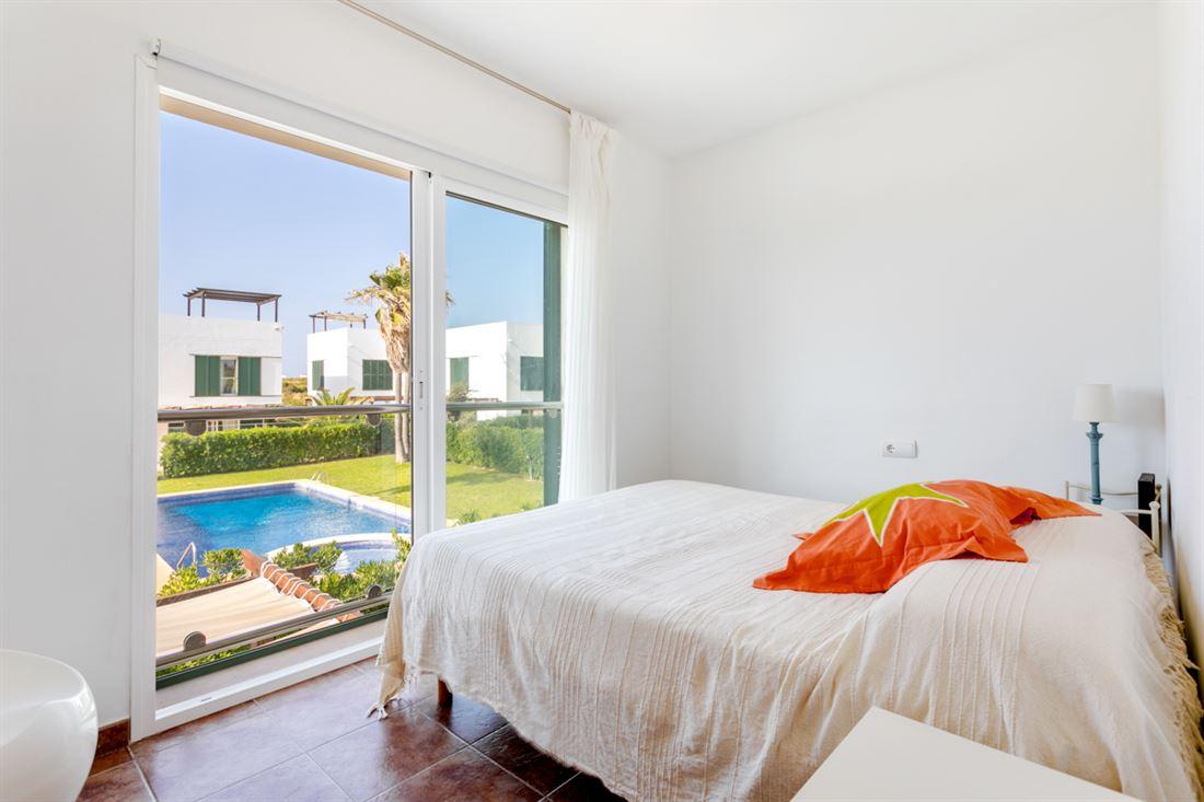 Maravillosa villa en un bonito complejo en venta en Punta Grossa